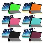 Tri-Fold Smart Magnetic Leather Case Cover For New Apple iPad 5 iPad Air 2013