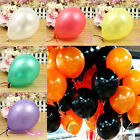 "100PCS Birthday Wedding Party Room Romanctic Decor Latex Balloons 10"" 9 Colors"