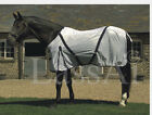 Rhinegold Mesh Fly Rug with Detachable Neck & Towelling Ridge