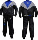RDX Heavy Duty Sauna Sweat Track Suit Weight loss Slimming Boxing Gym Belt Fat P