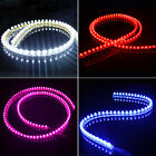 12V LED Flexible Neon Light Strip White/Red/Blue/Pink For Fish Tank Aquarium Car