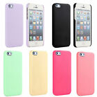 For iPhone 5 5G 5S New Pastel Cute Ice Cream Candy Color Glossy Hard Case Cover