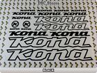 16 Set KONA Decals Stickers Frames Bicycles Bikes 11