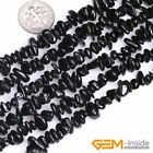 """Natural 7-8mm Freeform Gemstone Chips Beads For Jewelry Making Strand 34""""&15""""Stone - 179273"""