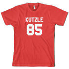Kutzle 85 - Mens T-Shirt - Brent - Republic - 10 Colours - S-XXL - FREE UK P&P