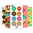 HEAD CASE DESIGNS DOUGHNUTS CASE COVER FOR APPLE iPHONE 4 4S