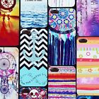 54 Colors Printed Patterns Hard Back Case Cover Skin For Apple iPhone 4 4S 4G