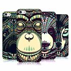 HEAD CASE DESIGNS AZTEC ANIMAL FACES 3 CASE COVER FOR APPLE iPHONE 5C