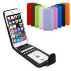 Flip Leather Wallet Card Case Cover Pouch for Apple iPhone 5S 5