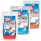 Simple Solution Washable Male Wrap EVERY SIZE Nappies Nappy Washable Dog Pants