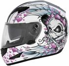 Cyber Womens US-97 Lethal Threat Lethal Angel Full Face Helmet 2013