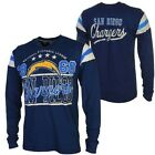 NFL Men's San Diego Chargers Pay Dirt Long Sleeve T-Shirt