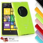 NEW JELLY GEL SKIN PHONE CASE TPU COVER FOR NOKIA LUMIA 1020