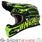 ONEAL 3 SERIES CRAWLER MX ENDURO OFF ROAD QUAD PIT DIRT BIKE MOTOCROSS HELMET