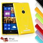 NEW JELLY GEL SKIN PHONE CASE TPU COVER FOR NOKIA LUMIA 925