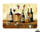 Tuftop Glass Chopping Board Dans Le Cave Wine Bottle Kitchen Worktop Saver