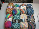1 skein Best of Opal 2014 sock yarn -75% wool 25% nylon superwash 100g 450y
