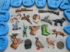 1 x Sugarcraft/Fimo MOULD: Field Sports Shooter / Countryside Wild Animals Birds