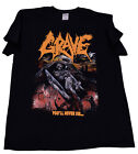 GRAVE  shirt YOU´LL NEVER SEE all sizes Brutally Deceased GRIEF Bolt Thrower RIP