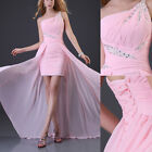 Womens Hot Sexy Evening Bridesmaid Party Dress Birthday Party Princess Ballgown