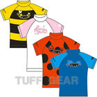 TWF Tots Kids UV Sun Protected Swimming Surf Holiday Sun Protected Rash Vest Top