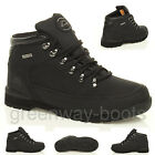 MENS GROUNDWORK LEATHER SAFETY STEEL TOE CAP BOOTS WORK SHOES TRAINERS UK SIZE 8