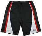 Zipway NBA Men's Los Angeles Clippers Mesh Shorts, Black