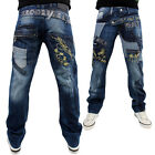 Brooklyn Mint Rock N Roll Denim Bar Jeans Hip Hop Is Fashion Money Time