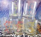 Disney Passholder Character Glassware Mickey Minnie Donald Pluto Goofy Glass