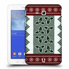 HEAD CASE DESIGNS KNITTED CHRISTMAS CASE FOR SAMSUNG GALAXY TAB 3 LITE 7.0 T111