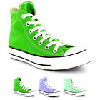 Womens Converse All Star Hi Chuck Taylor High Top Lace Up Boot Trainers UK 3-8