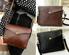 Cute Vintage Girl Shoulder Bags PU Leather handbags Satchel Tote Purse Messenger