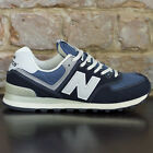 New Balance ML574DNA Trainers Brand new in box Navy Blue UK 6,7,8,9,10,11