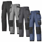 Snickers Rip Stop Cordura Work Trousers with Kneepad & Holster Pockets -3213
