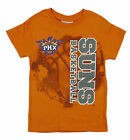 NBA Basketball Kids / Youth Phoenix Suns Extreme Logo Shirt Top - Orange on eBay