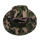 NEW Mens Bucket Hat BoonieFishing Outdoor Cap Canvas Military Sun Hat Hunting