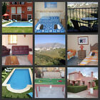 SELF CATERING HOLIDAY IN SPAIN-PRIVATE POOL-UK TV 20 MINUTES FROM MALAGA AIRPORT