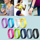 L Size LARGE Replacement Wrist Band w/ Clasp For Fitbit Flex Bracelet No Tracker