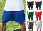 "A4 Adult Men's Cooling Performance Short 9"" Athletic Gym Shorts N5283-New!!"