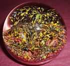 "John Deacons BEAUTIFUL ""ALADDINS CAVE MILLEFIORI"" Paperweight MORE IN STOCK!"