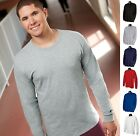 CC8C Champion Men's Long Sleeve Tagless Ribbed Cuffs Tee Shirt T-Shirt S-2XL-New
