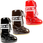 Womens Tecnica Moon Boot Vinyl Winter Snow Ski Sking Boots US Sizes 3-8.5