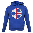 England St George Football - Kids / Childrens Hoodie - Footballer - 7 Colours