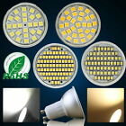 4Pcs GU10 60/80 SMD Leds 7W 24 SMD Dimmable Glass Case Aluminum Shell LED Bulbs