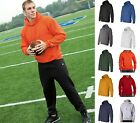 S700 Champion Men's Long Sleeve Ecosmart Pullover Hoodie Hooded Sweatshirt New!