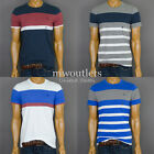 "New Abercrombie & Fitch Mens A&F ""Allen Mountain""  Basic Muscle Fit T-Shirt"