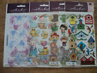 EK SUCCESS STICKO STICKERS LOTS TO CHOOSE FROM HEARTS EASTER EGGS HORSE MUM BNIP