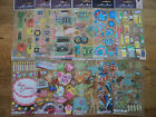ASSORTED EK SUCCESS STICKO STICKERS LOTS TO CHOOSE FROM PEACE SIGNS HEARTS BNIP