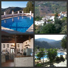 FAMILY FRIENDLY HOLIDAY SPAIN, GREAT VALUE,STUNNING PRIVATE POOL, VIEWS WIFI TV