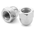 """1/4"""" 5/16"""" 3/8"""" 1/2"""" 5/8"""" 3/4"""" UNC A2 STAINLESS HEX DOME COVER NUTS, NUT BOLT"""